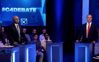 Boris Johnson fails to show up for Channel 4's Tory leadership debate leaving an empty lectern on stage