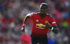 Paul Pogba tells reporters 'It could be a good time to have a new challenge'