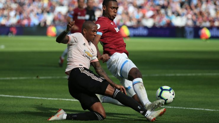 Manchester United willing to offer £45m for West Ham's Issa Diop