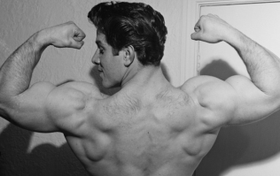 Training like an early bodybuilding icon will still get you jacked today