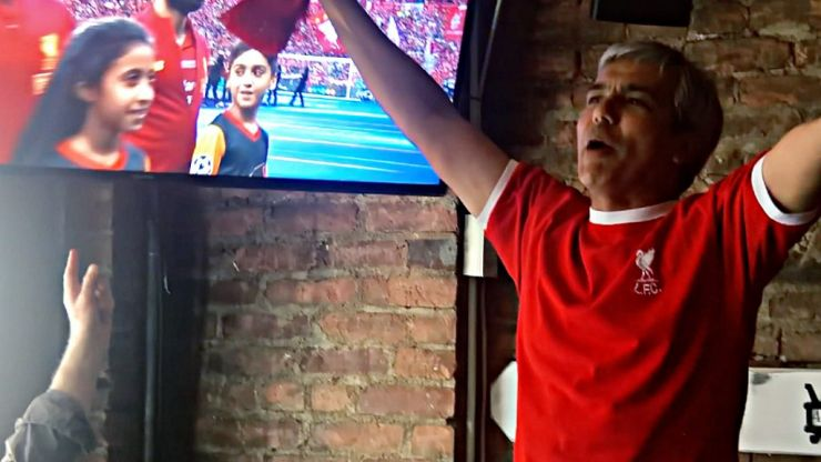 Want to watch Liverpool in New York City? Here's the place to go