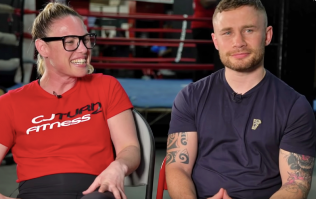 'Bellator has a Dublin show in September so I'm thinking of bothering them about it' - Heather Hardy