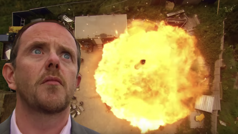 Remembering the time Emmerdale had the most ridiculous disaster scene in soap opera history