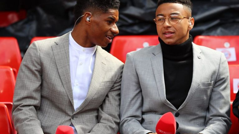 On Jesse Lingard and Marcus Rashford, the ultimate boilers of piss