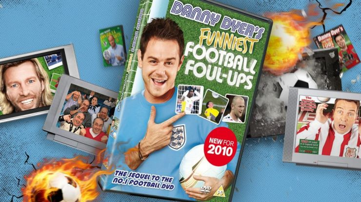 The rise and fall of the goals and gaffs football DVD