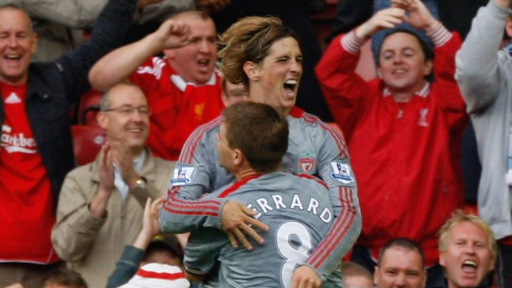 Fernando Torres has retired: Nemanja Vidic can finally rest