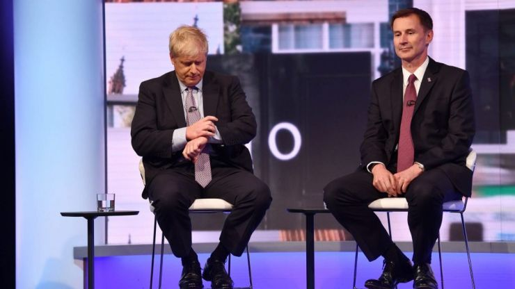 Will anyone survive the leap of faith that is the Tory leadership contest?