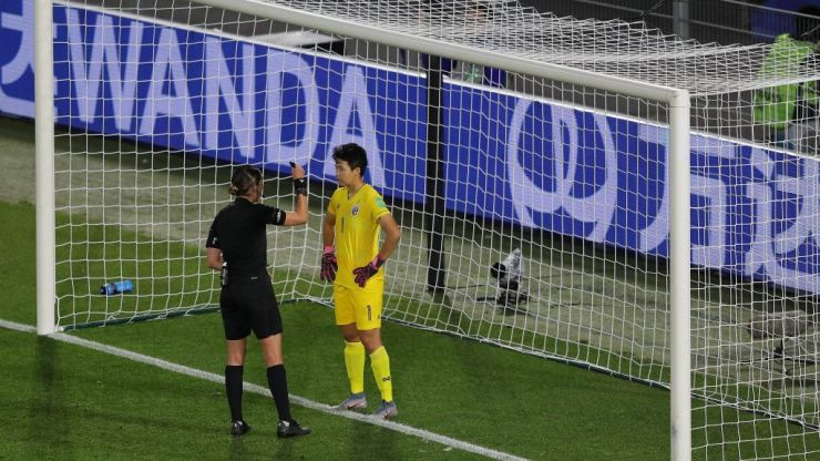 Penalty rules changed halfway through Women's World Cup