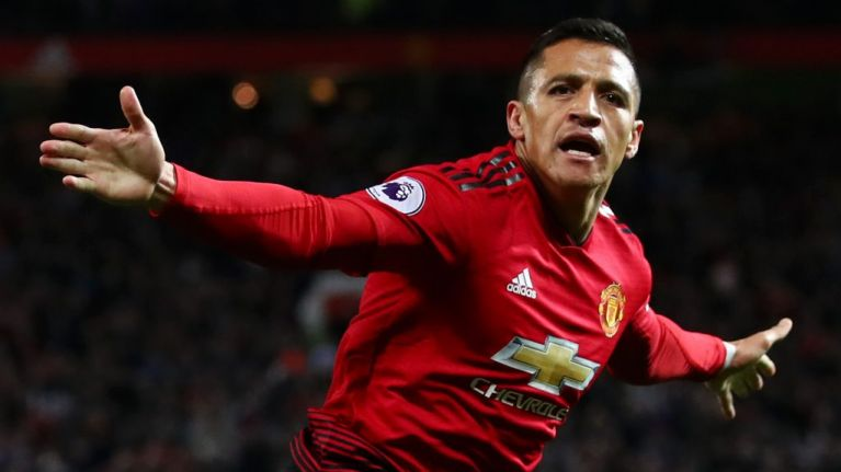 Alexis Sanchez' Chile form offers route for Manchester United redemption