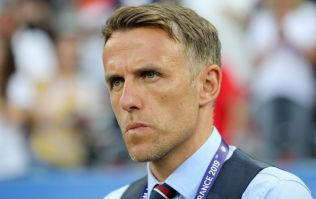 """""""Young girls all over the world are watching that behaviour... it's not right"""" - Phil Neville"""