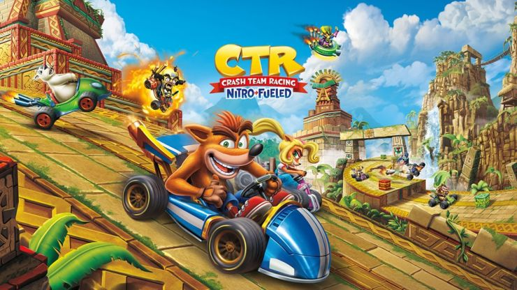 Crash Team Racing Nitro-Fueled is exactly as you remember it, for better or worse