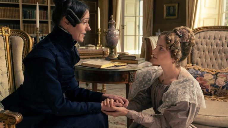 Gentleman Jack is the historical lesbian comedy we need right now
