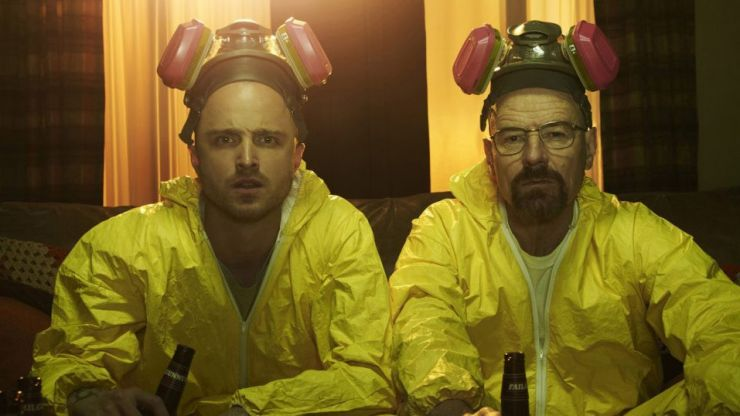 Bryan Cranston and Aaron Paul release mysterious possible tease for the Breaking Bad movie