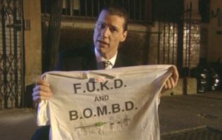The lost Brass Eye episode you'll (probably) never see