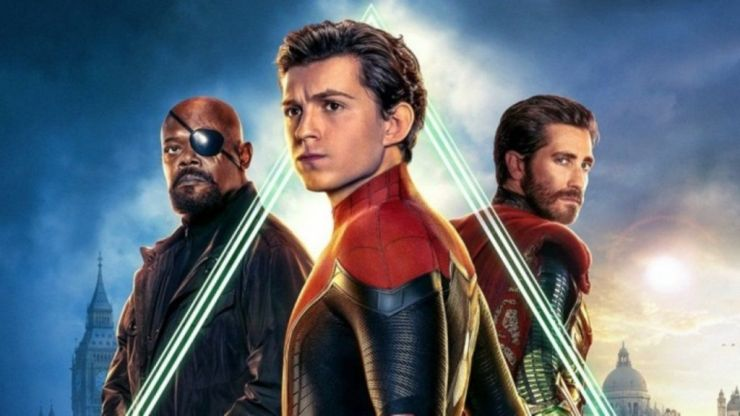 Spider-Man: Far From Home is the first Marvel movie to collapse under the weight of the MCU