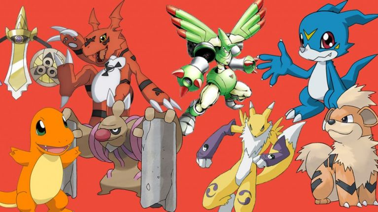 QUIZ: Is this a Pokemon, or a Digimon?