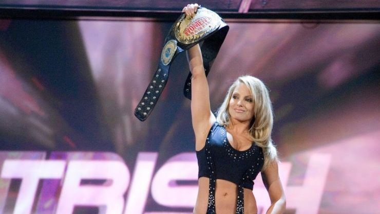 Trish Stratus was a pioneer in an era that didn't respect women's wrestling
