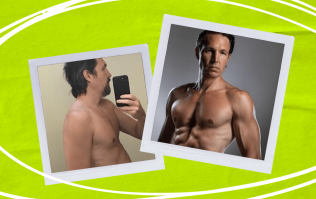 How a plant-based diet inspired one man's 90-day weight loss transformation