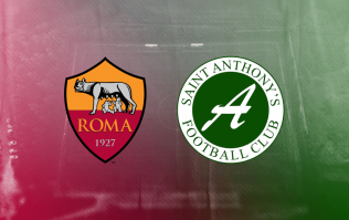 Forza The Ants: AS Roma and their special relationship with a Glaswegian semi-pro club