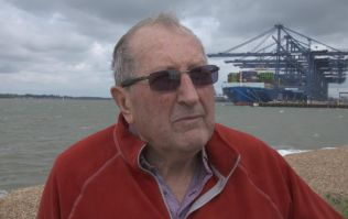 A no deal Brexit could destroy Felixstowe's shipping industry but residents aren't bothered