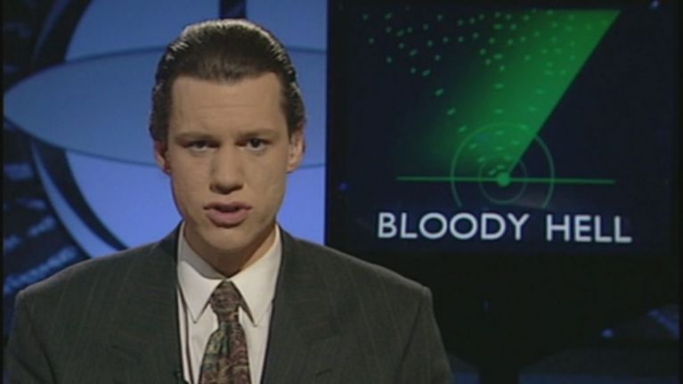 Chris Morris takes on terrorism again in the first trailer for The Day Shall Come