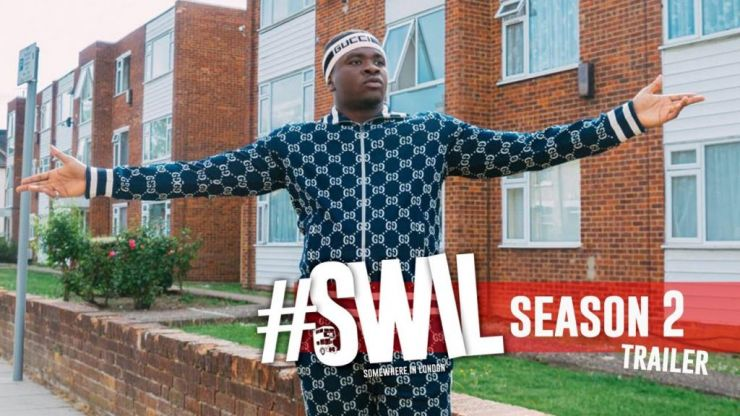 Big Shaq's hit series #SWIL returns to YouTube