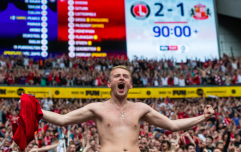 Watching football is good for you, according to new study