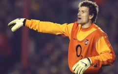 Jerry Flannery on receiving an elbow to the face from Jens Lehmann