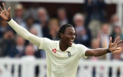 Jofra Archer has flipped this Ashes series on its head