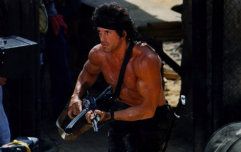Sylvester Stallone discusses how he got in shape for the Rambo films