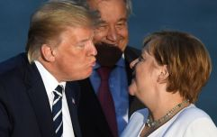 Ranking the most uncomfortable photographs from the G7 summit