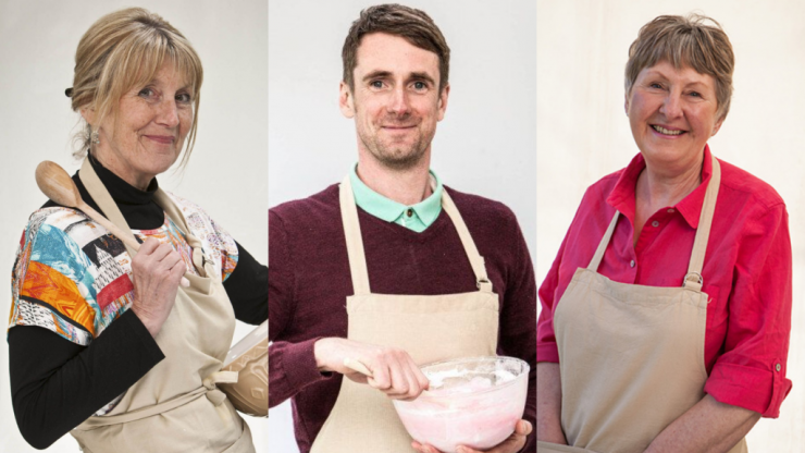 QUIZ: How well do you remember the names of these GBBO contestants?