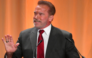 Arnold Schwarzenegger explains why he's moved to a plant-based diet