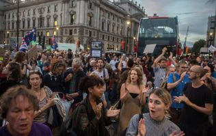Thousands protest Boris Johnson's move to prorogue parliament