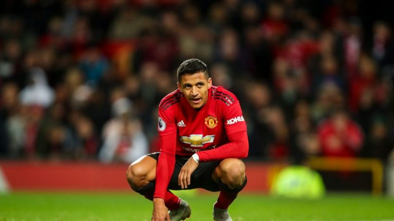 All hail Alexis Sanchez - the super-fraud who played