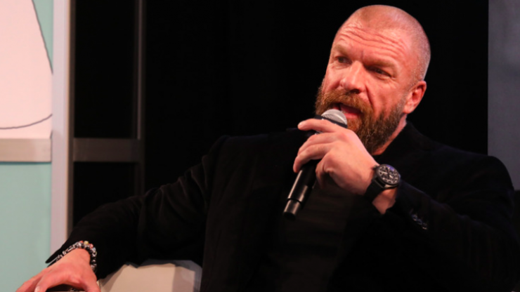 Triple H on how NXT superstars train to be bulletproof in the ring