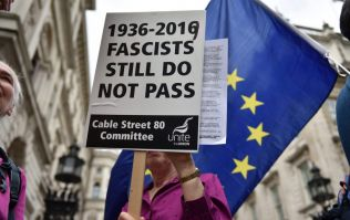 'Stop The Coup' protestors shut down Downing Street