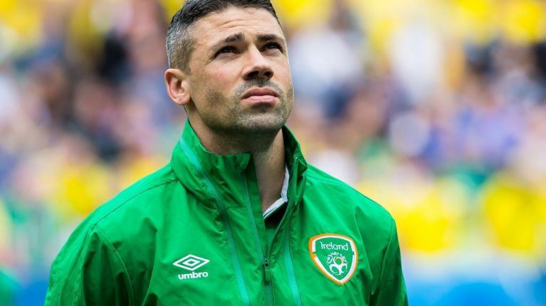Jon Walters on how Irish players used to get around the drinking ban