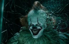 Scary clown interviews James McAvoy