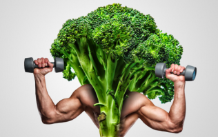 Building muscle on a vegan diet: everything you need to know