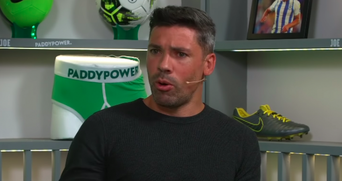Jonathan Walters reveals the real reason he fell out with Roy Keane