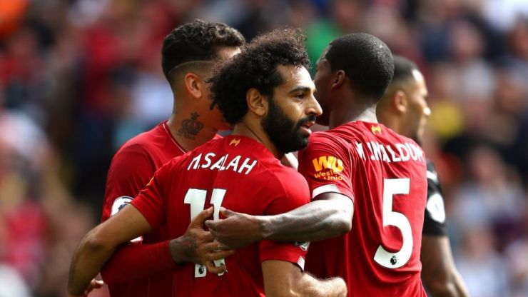 Liverpool's Cerberus attack are making a habit of the sublime