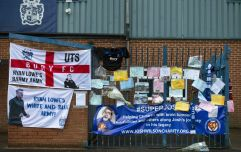 Community Spirit still holding on at Bury as Gigg Lane plays host to new Sporting Memories group