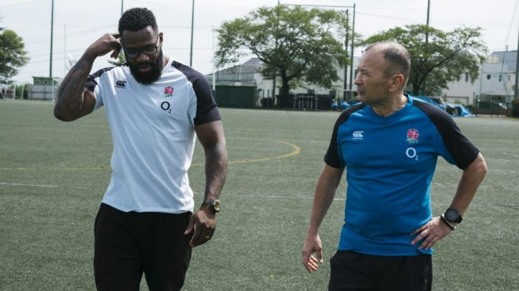 England coach Eddie Jones on how he made Japan a force in world rugby