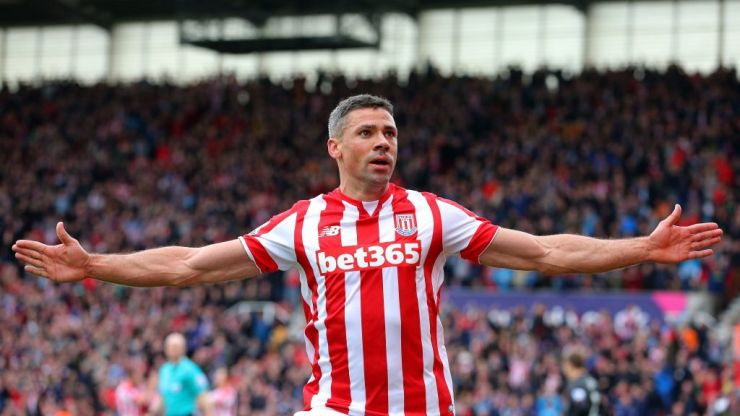 Jon Walters and Wayne Bridge on getting stick from fans