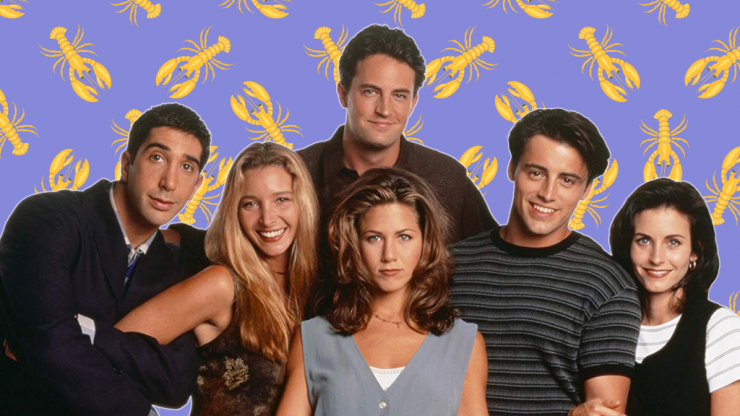 Personality Test: Which Friends character are you?
