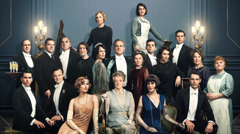A definitive review of the Downton Abbey movie by someone who's never watched it