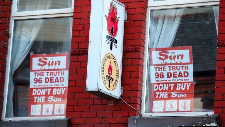 Why Liverpool boycotts The Sun