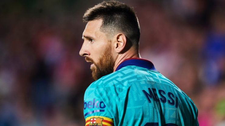 Lionel Messi has become a victim of his own consistency