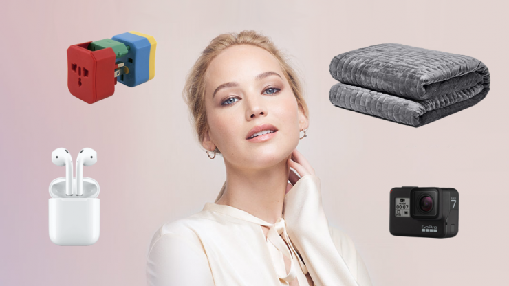 An in-depth look at the most opportunistic things on Jennifer Lawrence's wedding registry